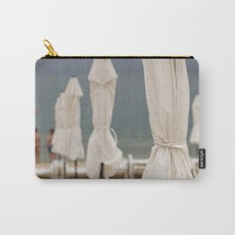 Bulgarian summer time sea view from the beach Carry-All Pouch