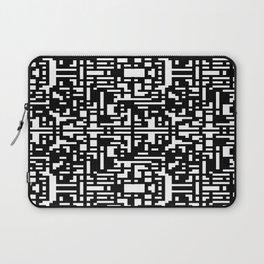 Maze Merge Laptop Sleeve