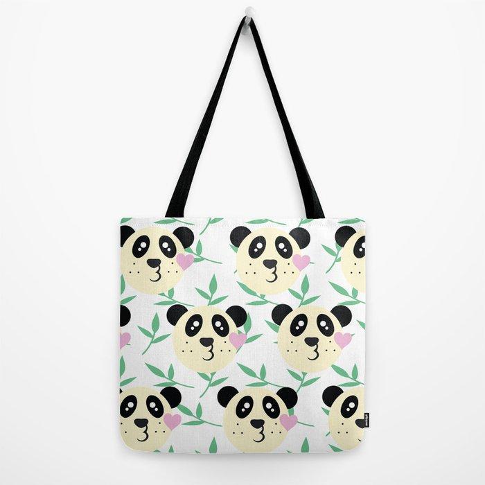 WWF Panda Donations Tote Bag