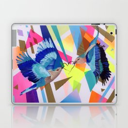 Geo Fly Birds Laptop & iPad Skin