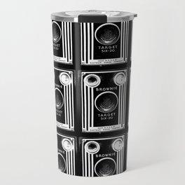 Ben-Day Kodak Brownie Camera  Travel Mug
