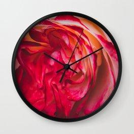 Petals Wall Clock