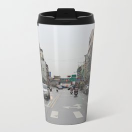 Taipei, Taiwan Metal Travel Mug