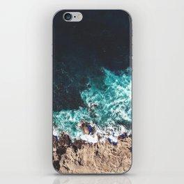 Electric Ocean iPhone Skin