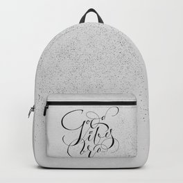 Good Vibes Bro Backpack