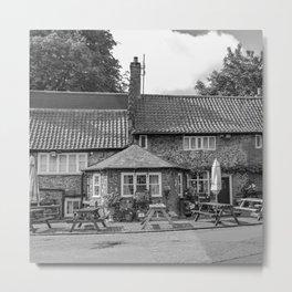 Adam & Eve Pub, Norwich Metal Print