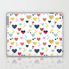 cheerful hearts Laptop & iPad Skin