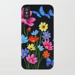 Wildflowers-3 iPhone Case