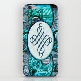 Jackie (#TheAccessoriesSeries) iPhone Skin