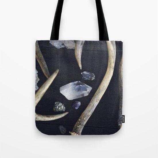 Stag & Stone Tote Bag