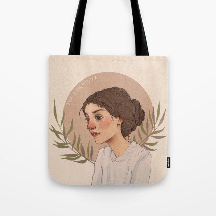 Virgnia Tote Bag