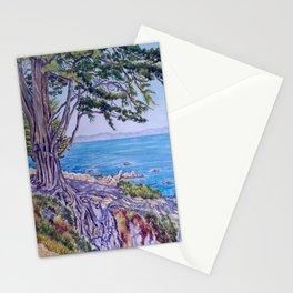 Monterey Bay Cypress Stationery Cards