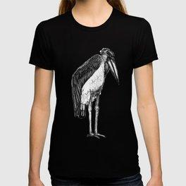 Croquis de marabout d'Afrique T-shirt