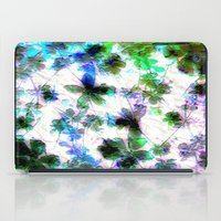 jungle iPad Cases featuring jungle by Lydia Cheval