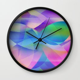 A Little Something Wall Clock