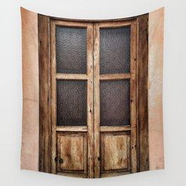 Eronga Warm Window Wall Tapestry