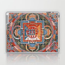 Mandala of Jnanadakini Laptop & iPad Skin