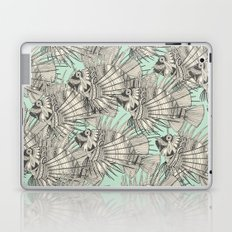 fish mirage mint Laptop & iPad Skin