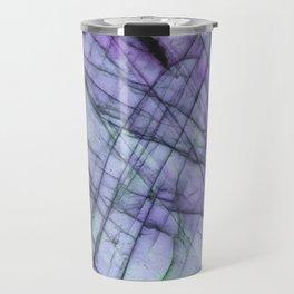 Purple Labradorite Travel Mug