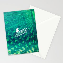 Causeineedit 2014 Stationery Cards
