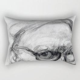 Ennio Morricone - The Detail I Rectangular Pillow