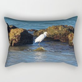 The Watchman Rectangular Pillow