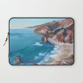Big Sur No.1 Laptop Sleeve
