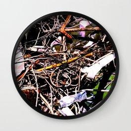 Salvagetion Wall Clock