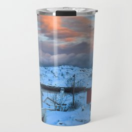 A Ridiculously Beautiful Sky Travel Mug