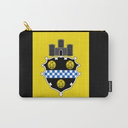 flag of pittsburg Carry-All Pouch