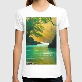 Waterflow T-shirt
