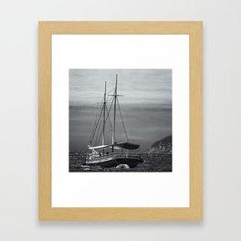 Arraial Tour Framed Art Print