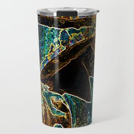 Corroded Gears Travel Mug