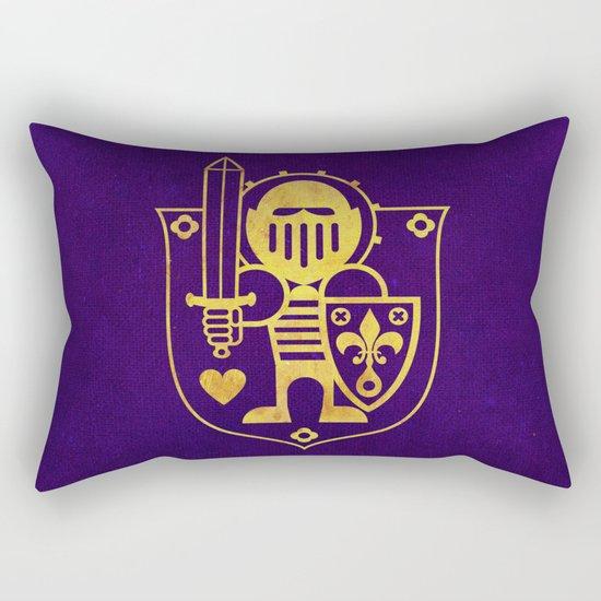 Castle Mama Crest Rectangular Pillow