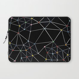 Seg with Color Spots Laptop Sleeve
