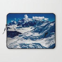 Icy Blue Laptop Sleeve