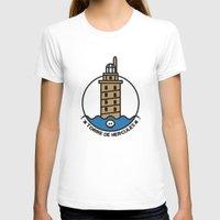 hercules T-shirts featuring Torre de Hercules by DamianVF