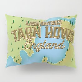 Tarn Hows, Lake District National Park, England Pillow Sham