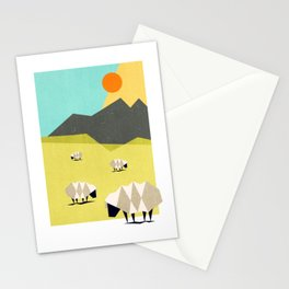Our land Stationery Cards