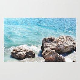 Relaxing Waves Rug