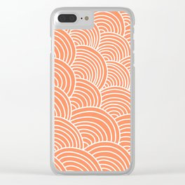 Soles Clear iPhone Case