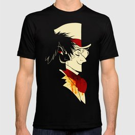 Jekyll and Hyde Silhouettes T-shirt