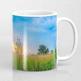 Summer Country Scene Coffee Mug