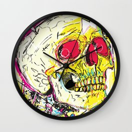 Ain't No Grave Wall Clock