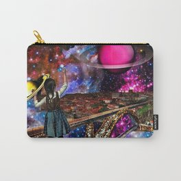 Filling the City of Stars Carry-All Pouch