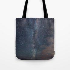 Milky Way Vista Tote Bag