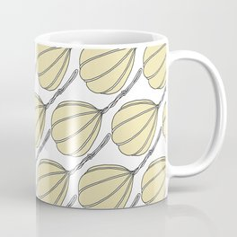 Provolone (cheese pattern) Coffee Mug