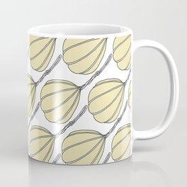 Provolone (cheese pattern) Coffee Mug