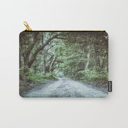 Endless Road Carry-All Pouch