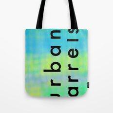 Urban Barrel Type Tote Bag